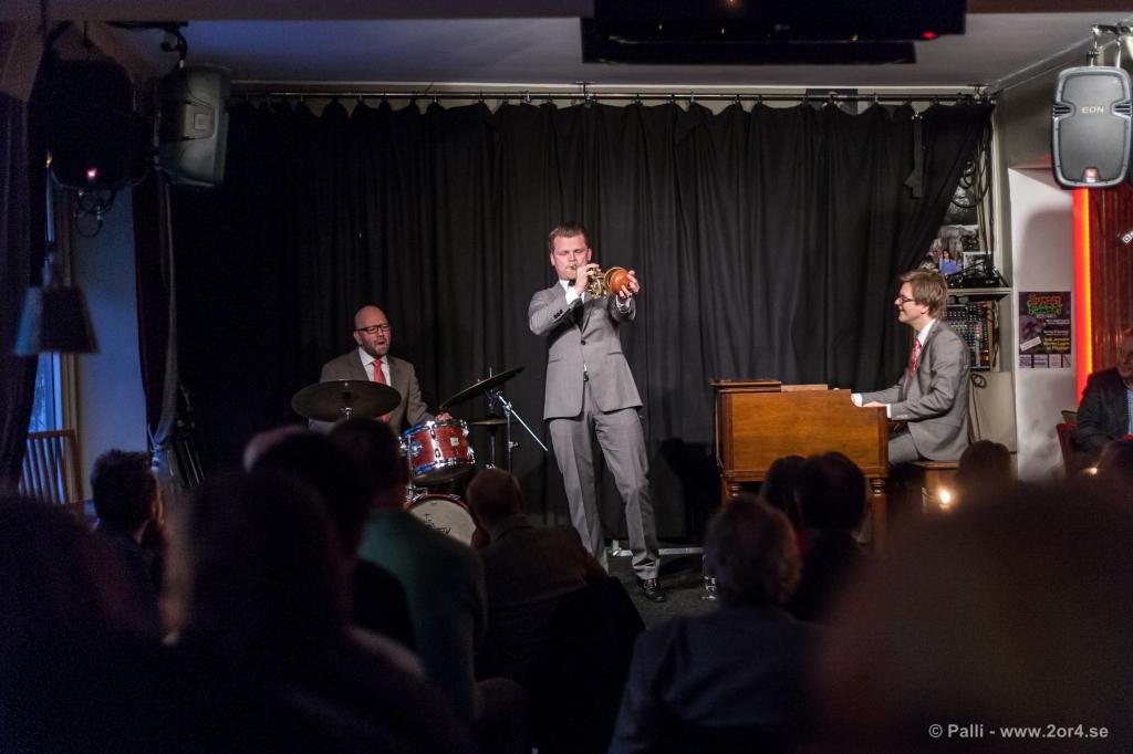 2013-12-08 Uppsala Jazzklubb