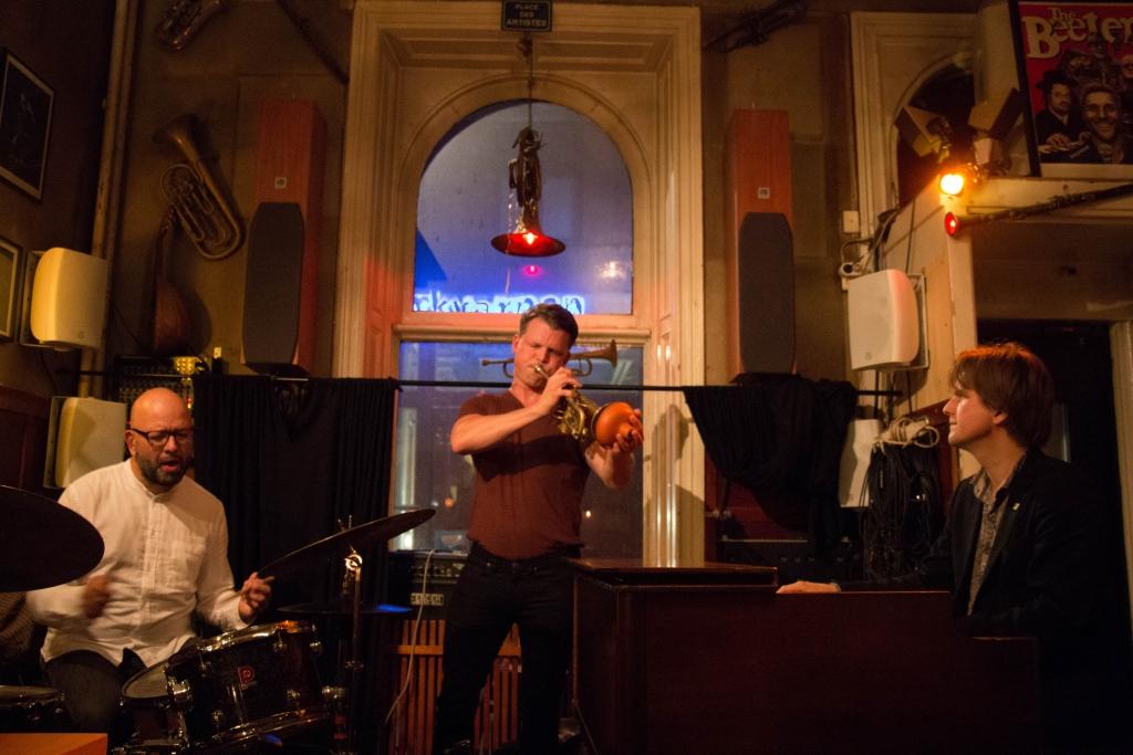 2017-08-31 Glenn Miller Café, Stockholm