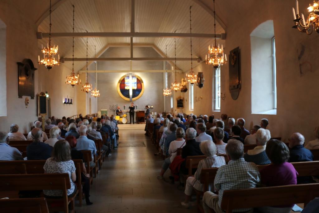 2018-08-23 Brännkyrka kyrka, Älvsjö
