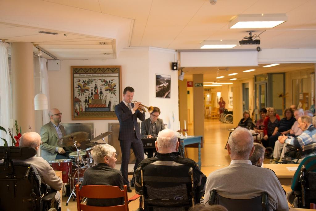 2014-02-14 Älvuddens sjukhem, Gagnef