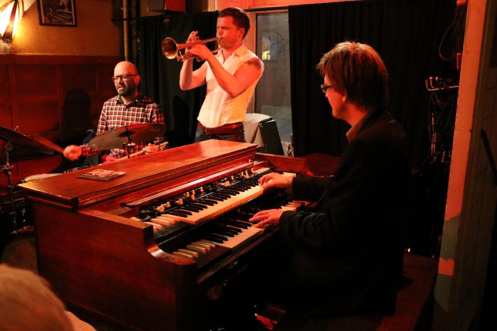 2014-07-12 Glenn Miller Café, Stockholm