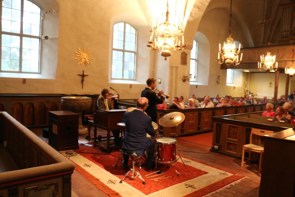 2014-07-27 Bergs kyrka, Hallstahammar