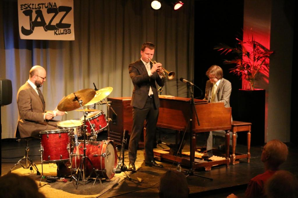 2014-11-26 Eskilstuna jazzklubb