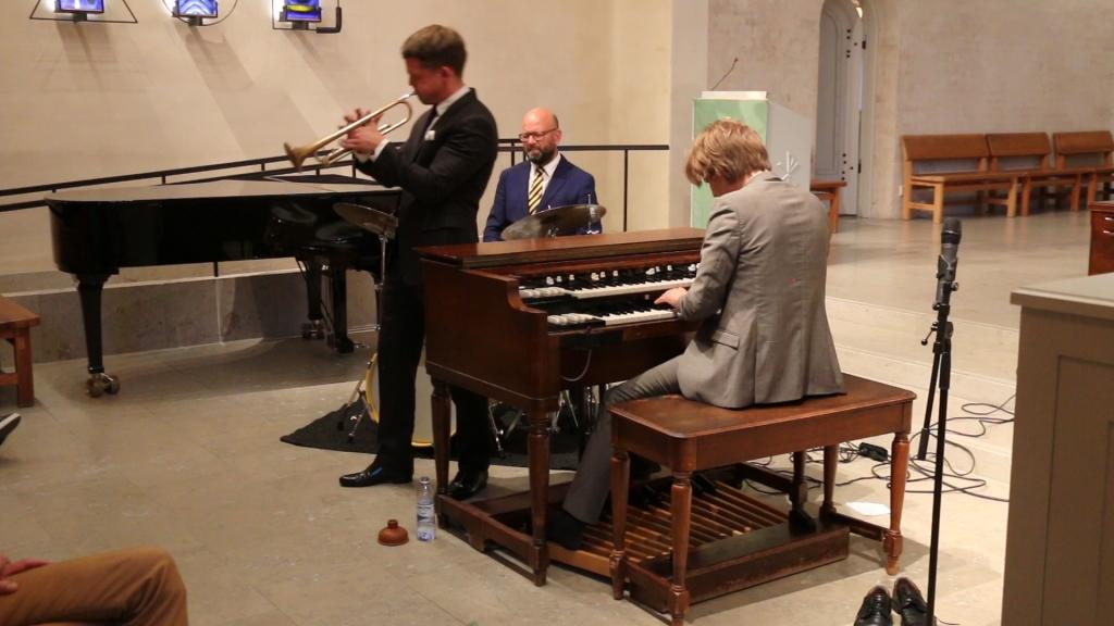 2016-08-18 Brännkyrka kyrka, Brännkyrka