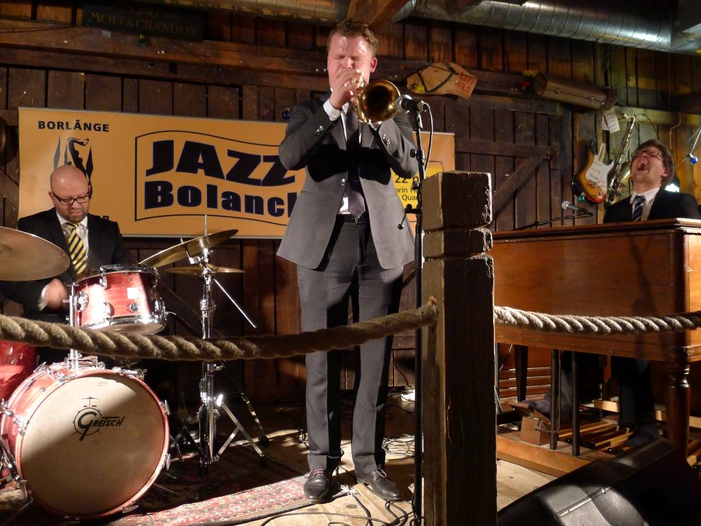 2010-11-15 Borlänge jazzklubb