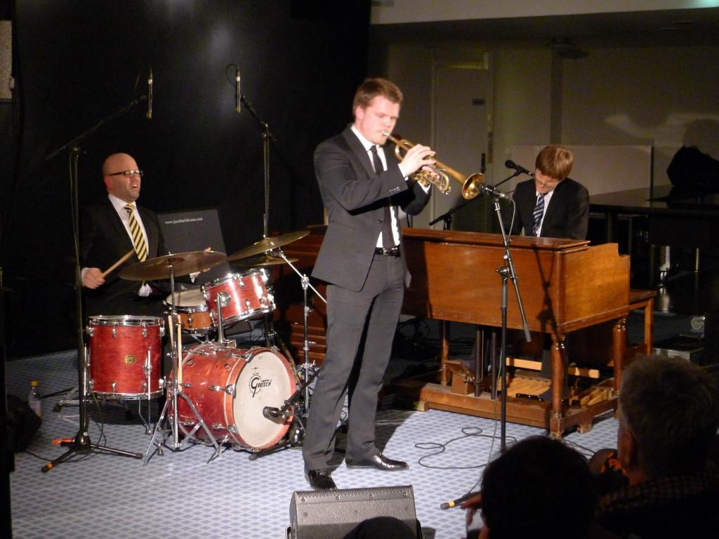 2011-01-25 Karlskrona jazzklubb
