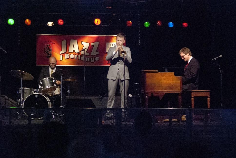 2013-09-02 Borlänge jazzklubb