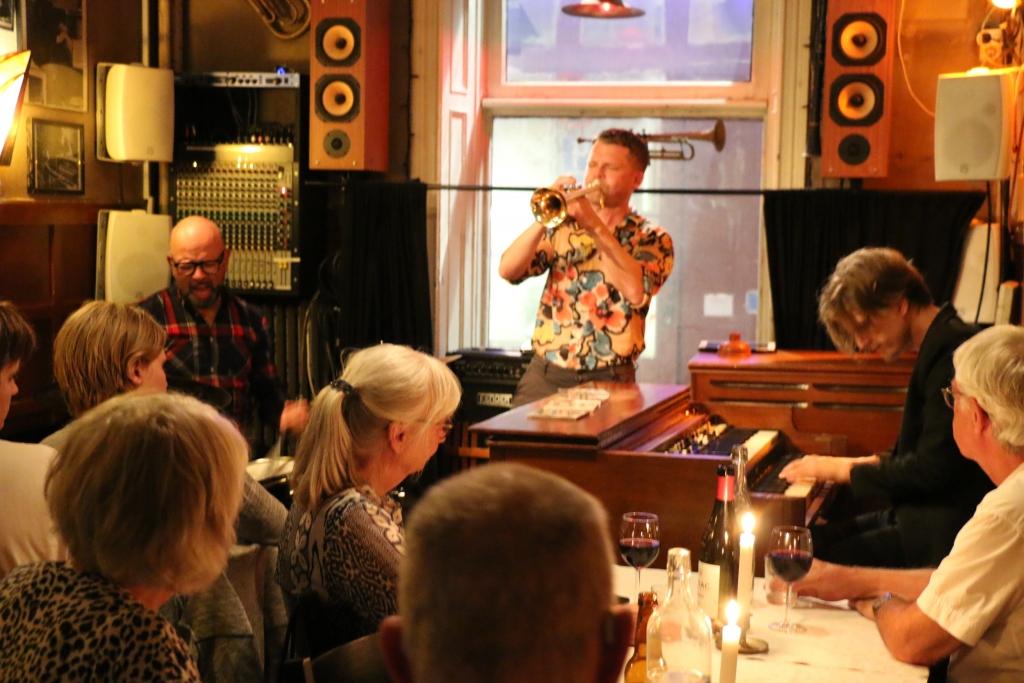2019-08-29 Glenn Miller Café, Stockholm