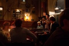 2013-10-16 Glenn Miller Café, Stockholm