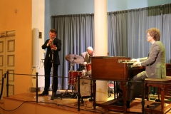 2014-09-19 Svejs jazzklubb, Stockholm
