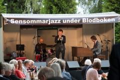 2015-08-08 Sensommarjazz under blodboken