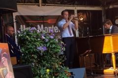 2018-08-03 Ystad jazzfestival, Ystad