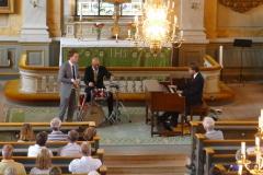 2011-07-28 Vaxholms kyrka