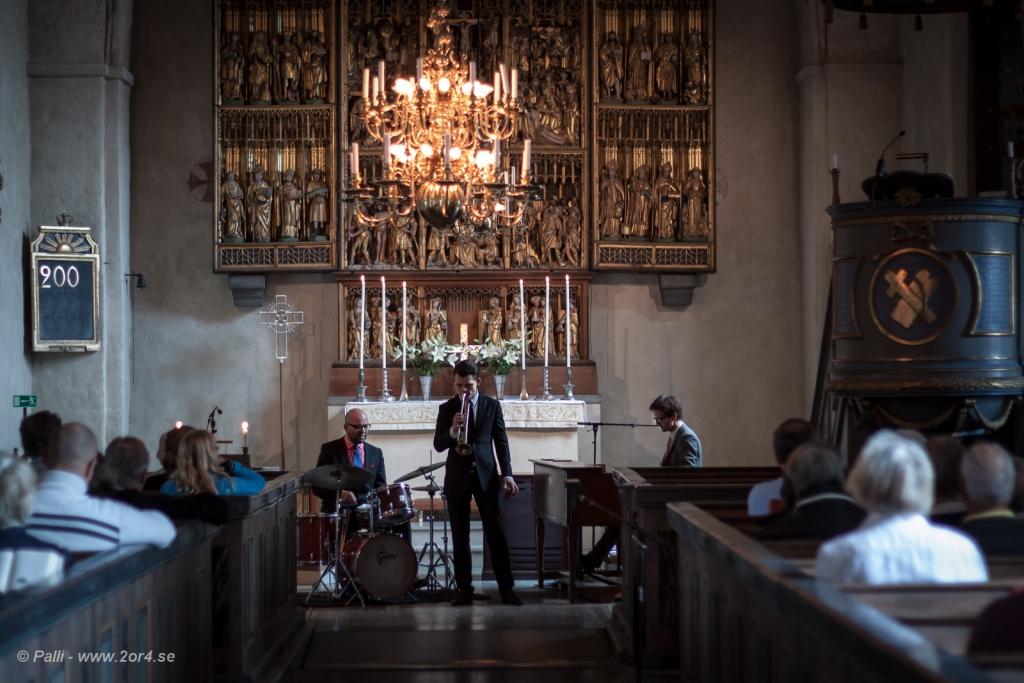 2013-07-14 Vaksala kyrka, Uppsala